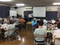 2017年7月27日(木) 薬剤師・管理栄養士による出張出前講座を行いました。